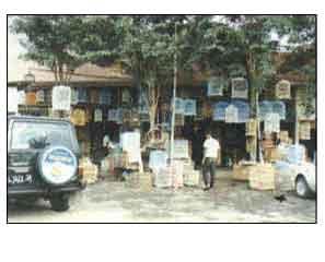 surabaya home obyek daya tarik wisata belanja pasar bur